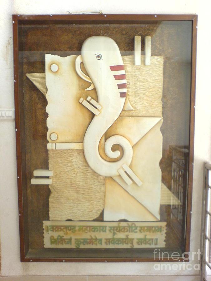 Siporex Art Relief by Kamlesh Deshani