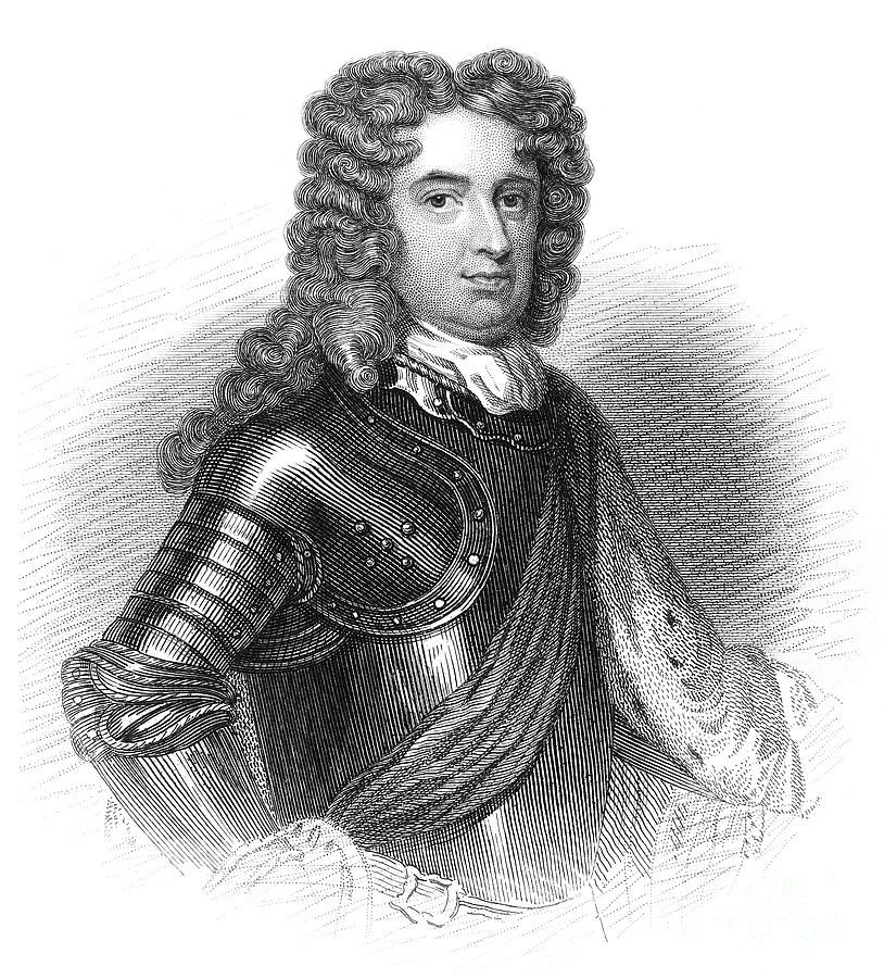 18th Century Photograph - John Churchill (1650-1722) by Granger