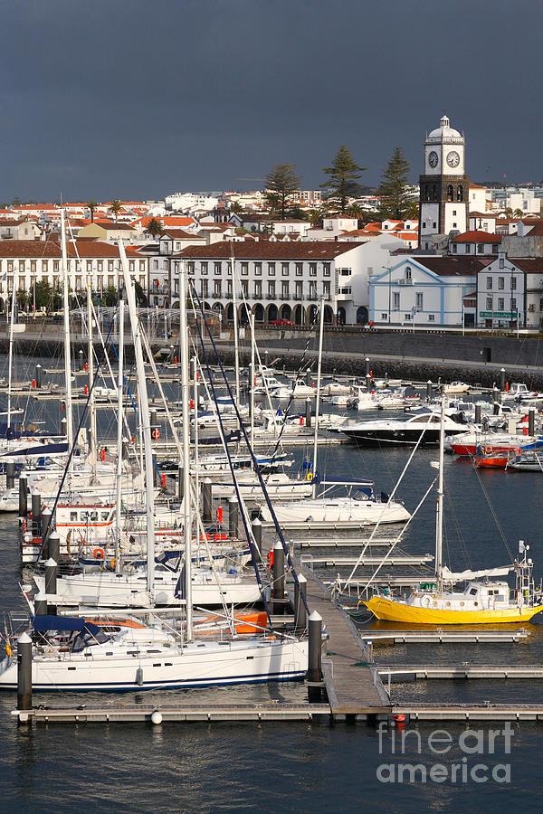 Portugal Photograph - Ponta Delgada - Azores by Gaspar Avila