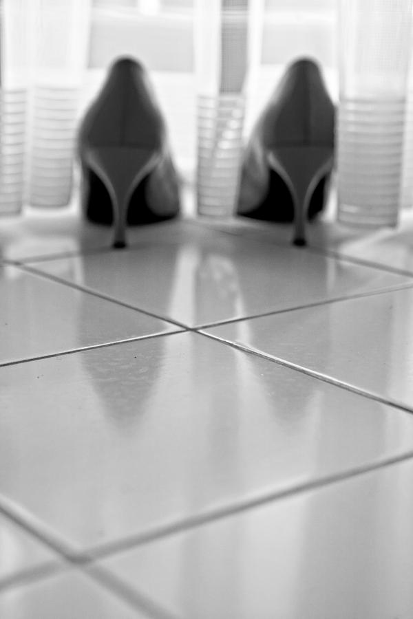 Shoes Photograph - Pumps by Joana Kruse
