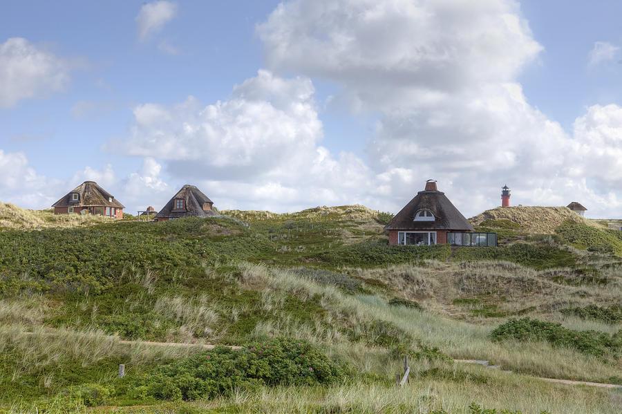 Frisian Houses Photograph - Sylt by Joana Kruse