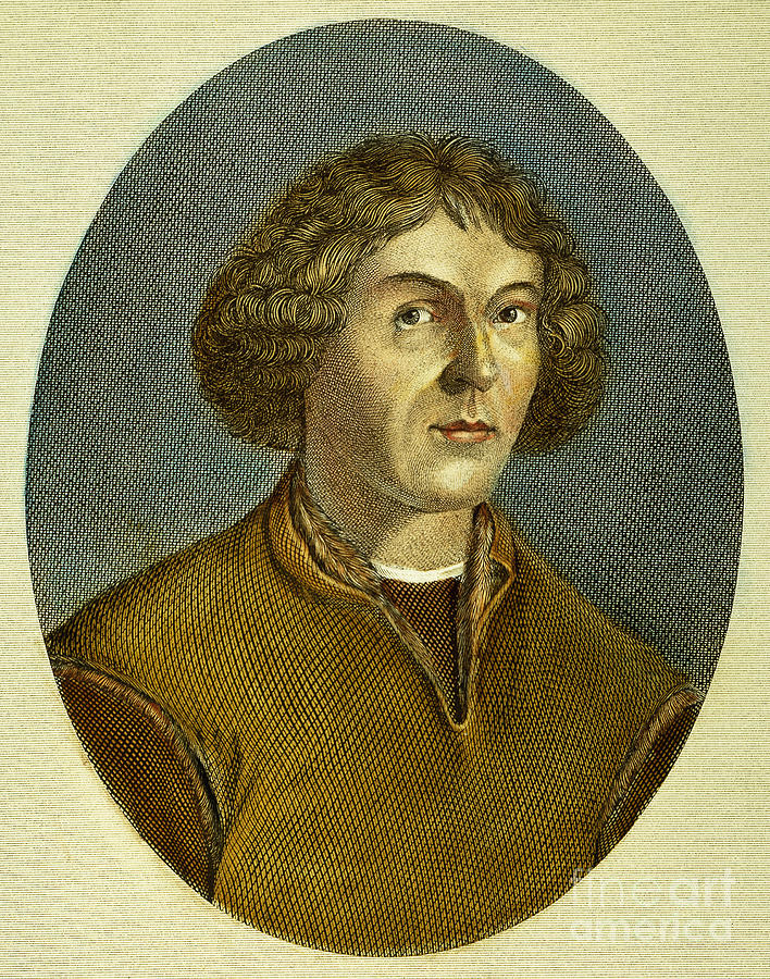Nicolaus Copernicus Photograph by Granger