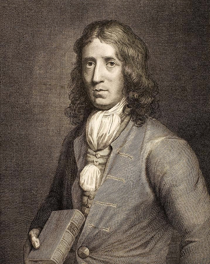 17th Century Photograph - 1698 William Dampier Pirate Naturalist by Paul D Stewart