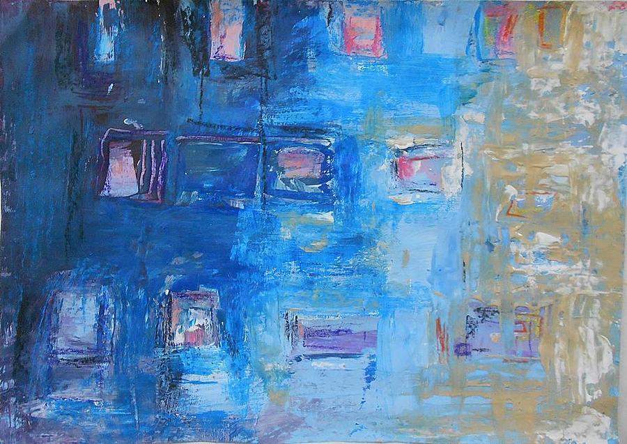 18 90 Painting by Ulrich De Balbian