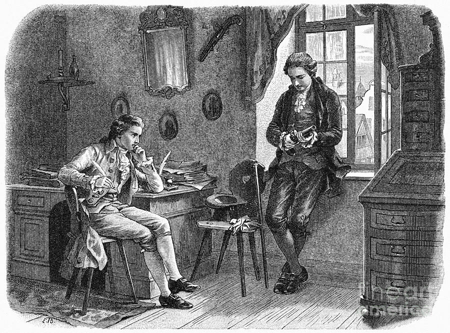 sorrow of young werther Free essay: goethe's first and most famous narrative work, the sorrows of young werther, beautifully captures the spirit of the birth of romanticism in.