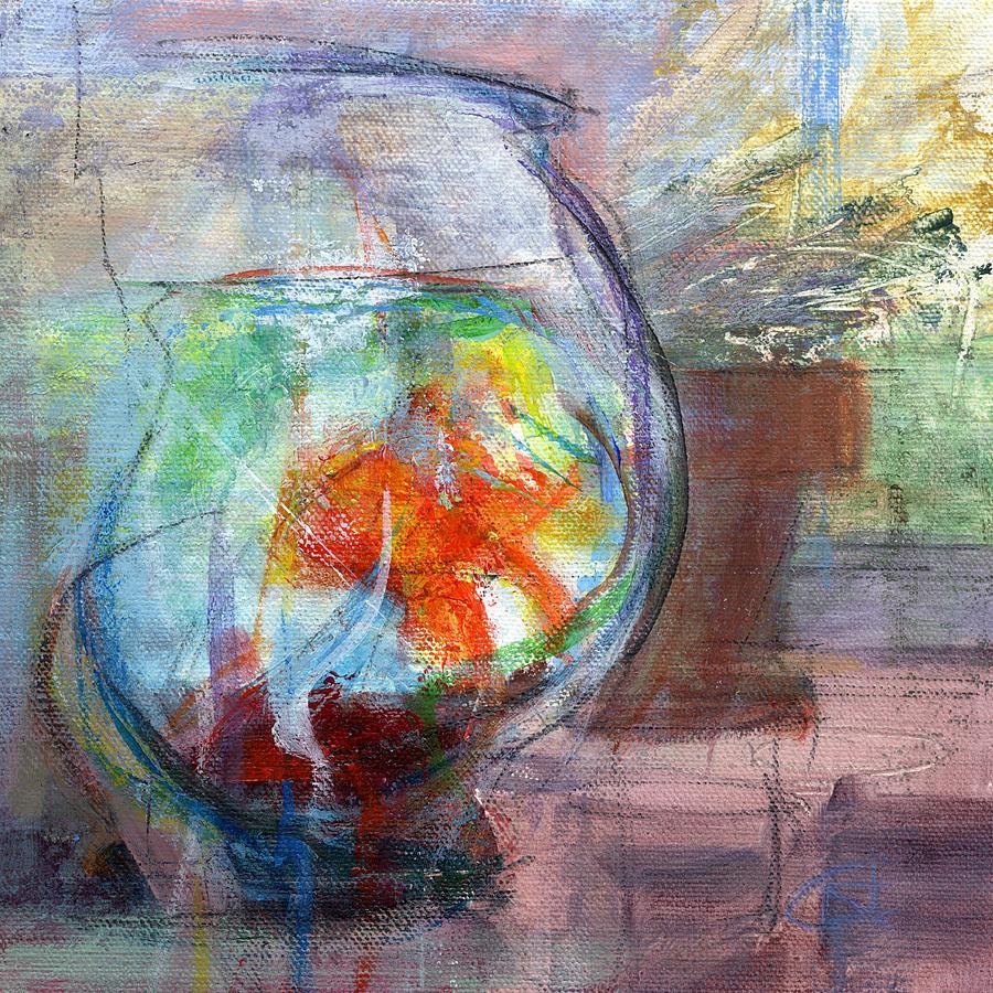 Still Life Painting - Rcnpaintings.com by Chris N Rohrbach