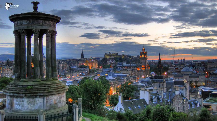 Landscape Photograph - Scotland by Jose Luis Cezon Garcia