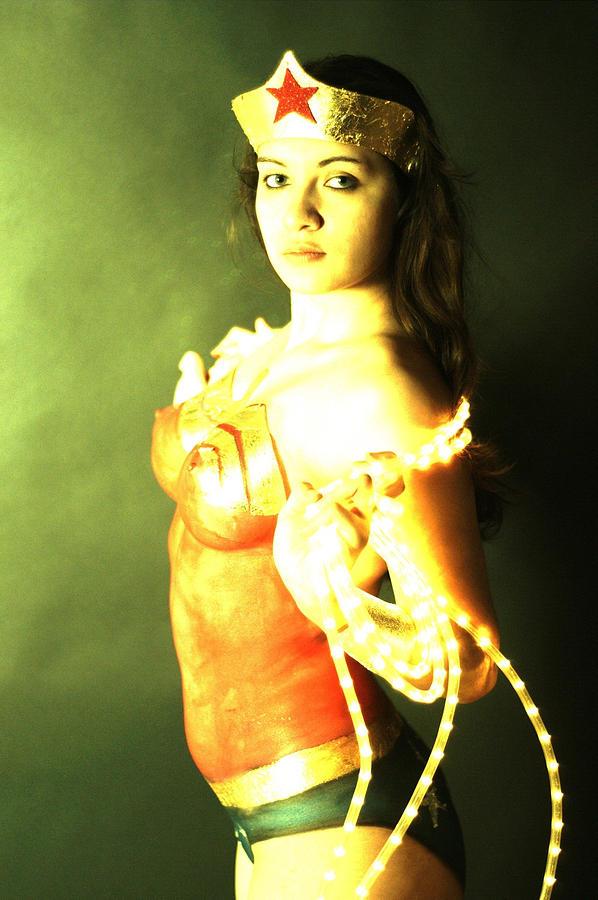 Body Paints Female
