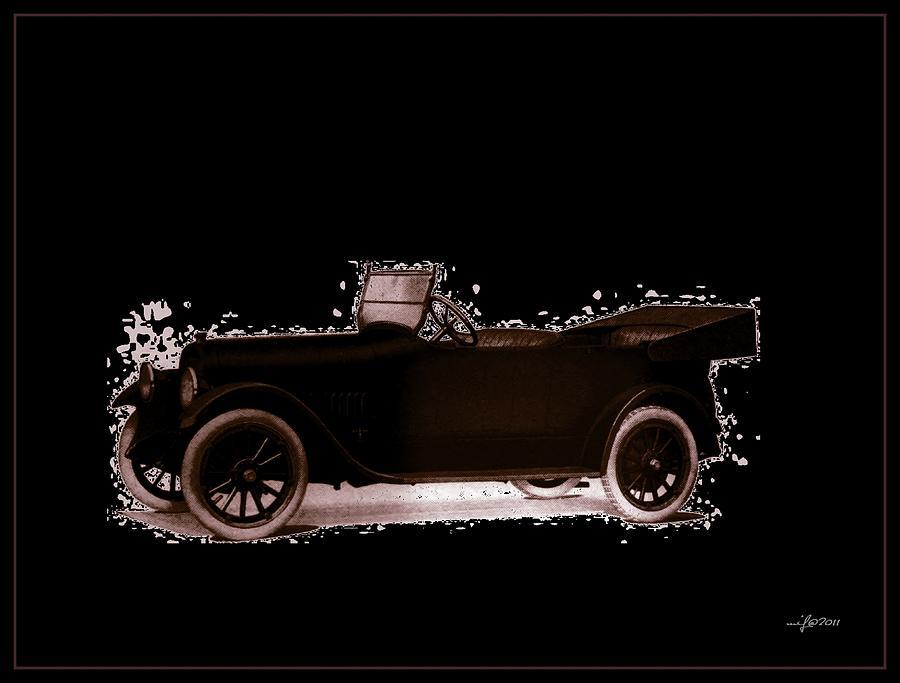 Studebaker Photograph - 1919 Studebaker Eh by Maciek Froncisz