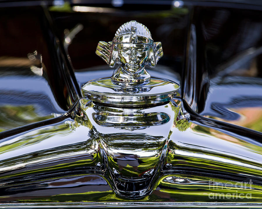Classic Photograph - 1930 Stutz by Dennis Hedberg