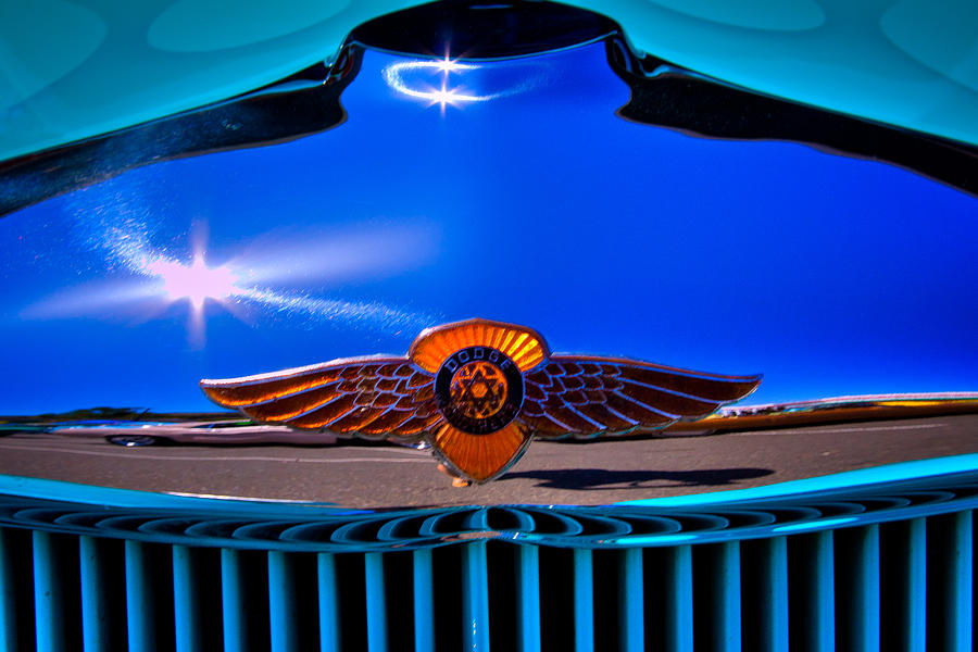 33 Photograph - 1933 Dodge Coupe by David Patterson