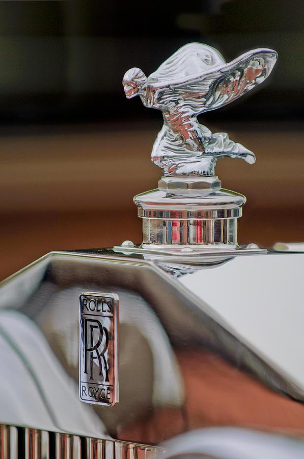 1935 Rolls Royce Phantom Ii Continental Drophead Coupe