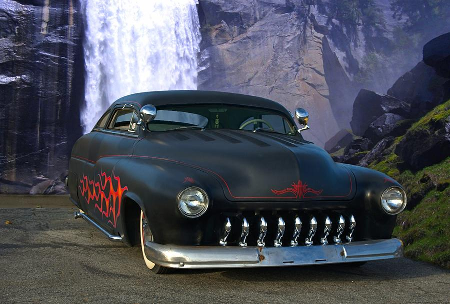 1949 Photograph - 1949 Mercury Low Rider by Tim McCullough