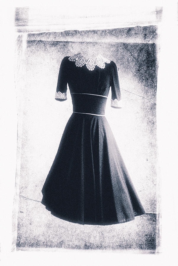 Dress Photograph - 1950s Dress by David Ridley