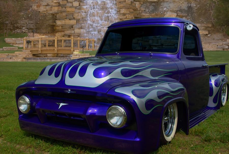 Fsj V8 Vacuum Routing furthermore 47 53 Chevy Truck Direct Fit Packages together with 1968 Ford F100 Stepside as well Watch besides 1955 Ford F100 Pickup Truck Tim Mccullough. on ford f100 radio