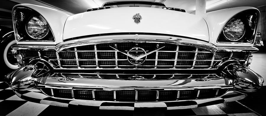 Cars Photograph - 1956 Packard Caribbean Custom Cvt by Sebastian Musial