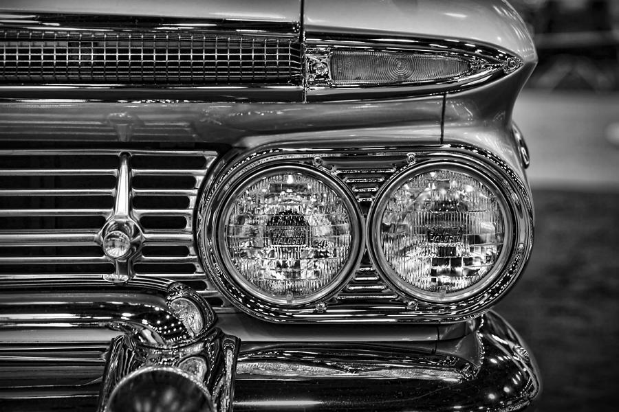 1959 Photograph - 1959 Chevrolet El Camino 1959 by Gordon Dean II