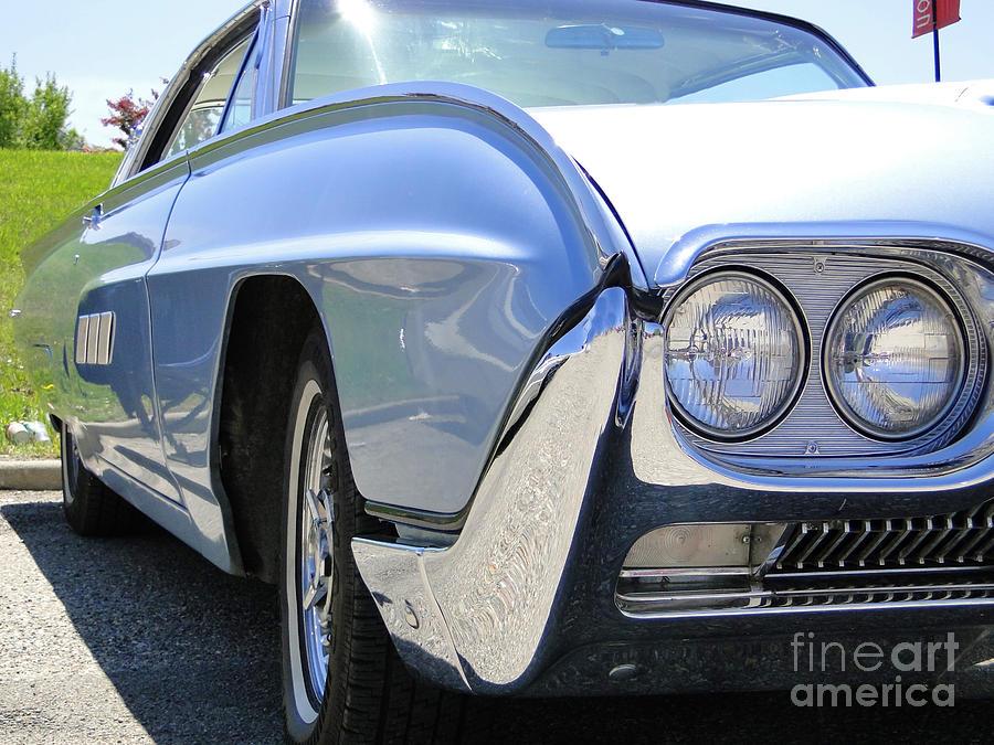 Okotoks Photograph - 1963 Ford Thunderbird Limited Edition Landau by Al Bourassa