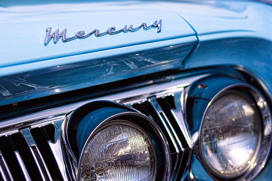 1964 Photograph - 1964 Mercury Park Lane by Gordon Dean II