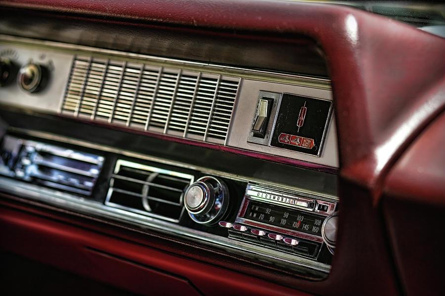 1967 Oldsmobile Cutlass 4-4-2 Dashboard