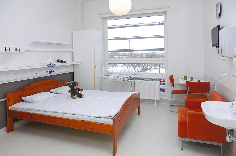 Nobody Photograph - Accommodation For Patients And Families by Jaak Nilson