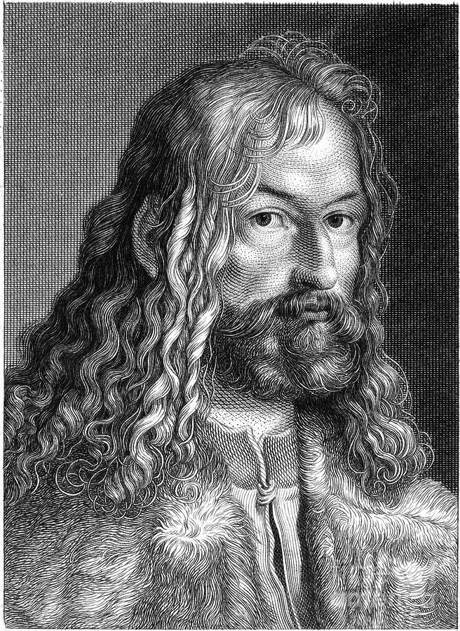 15th Century Photograph - Albrecht D�rer (1471-1528) by Granger