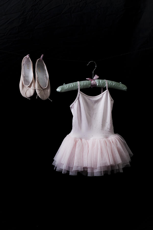 Tulle Photograph - Ballet Dress by Joana Kruse