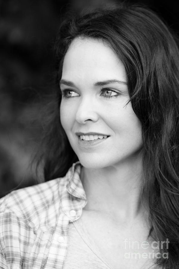 Woman Photograph - Beautiful Woman by Johan Larson