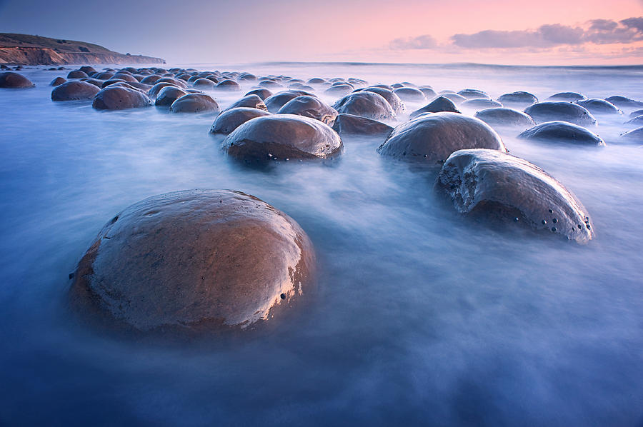 Bowling Ball Beach California Photograph By Molly Wassenaar