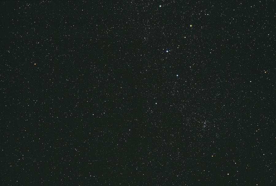 Cassiopeia Photograph - Cassiopeia Constellation by John Sanford