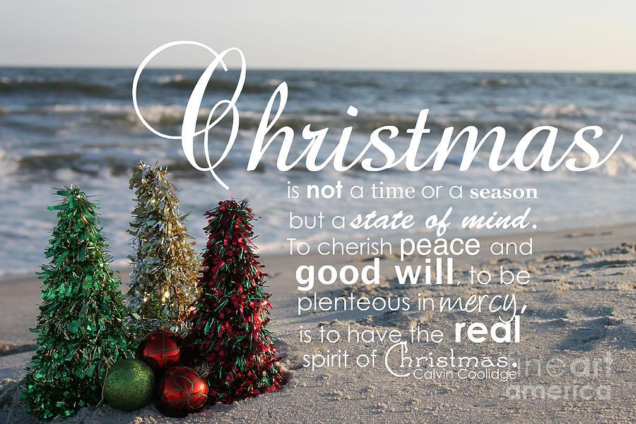 Christmas Photograph - Christmas by Ashley Barrett