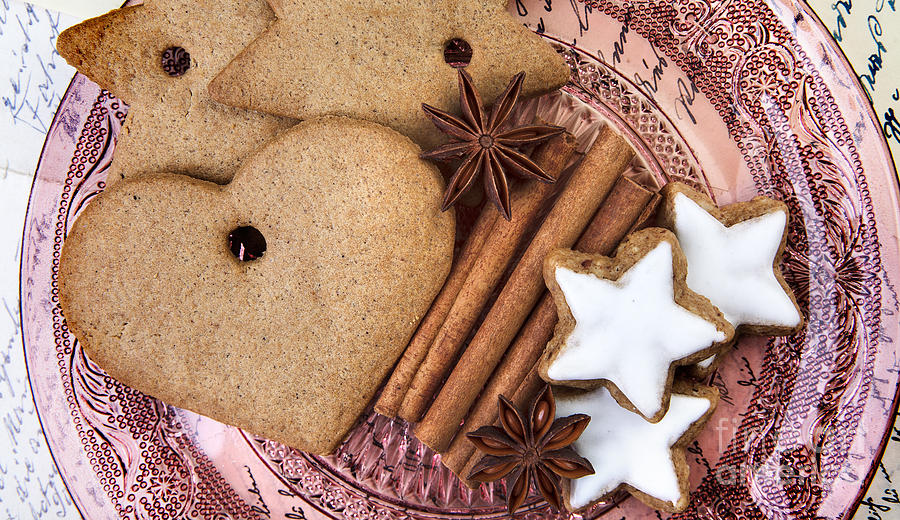 Christmas Gingerbread Photograph