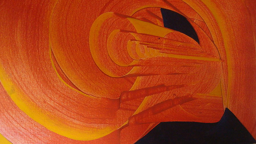 Colour Harmony Painting By Sree Artdirector