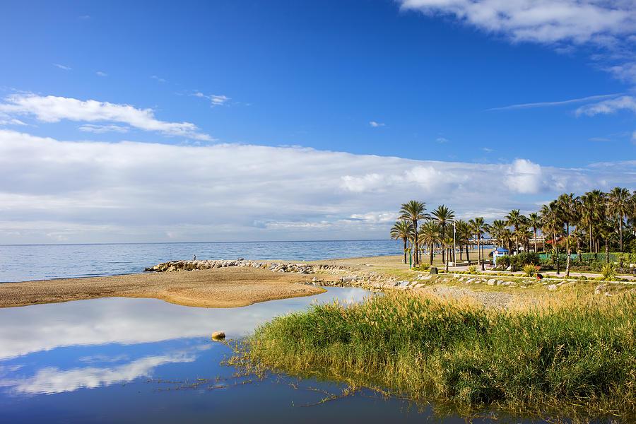Marbella Photograph - Costa Del Sol In Spain by Artur Bogacki
