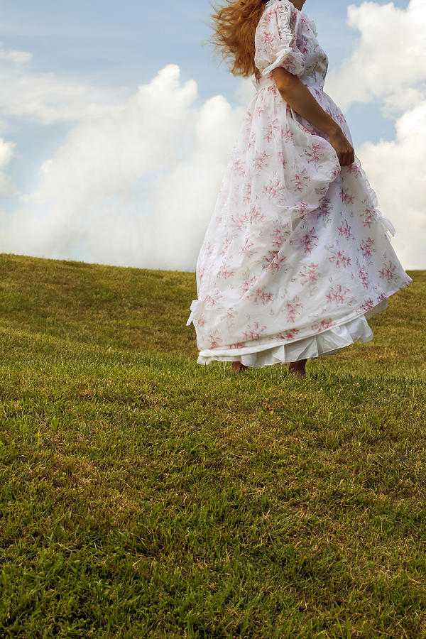 Female Photograph - Dancing  by Joana Kruse