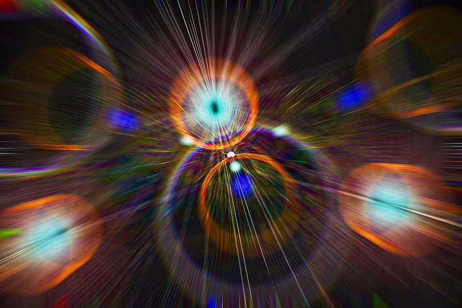 Digital Digital Art - Digital Speed Art by David Pyatt