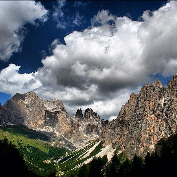 Outdoor Photograph - Dolomiti by Luisa Azzolini