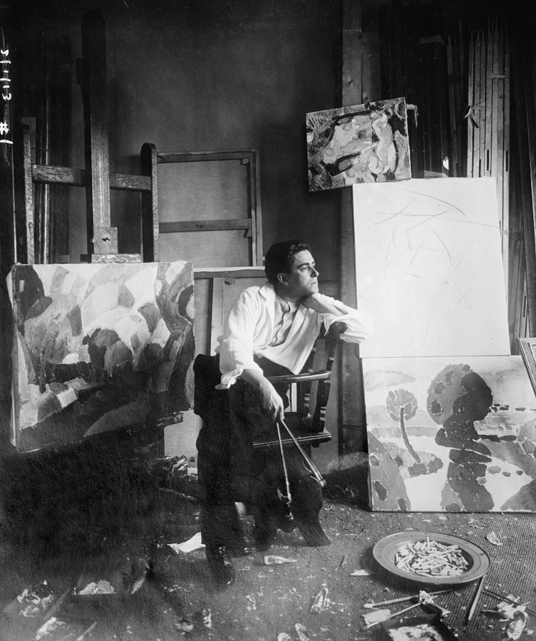 History Photograph - Francis Picabia 1879-1953, French by Everett