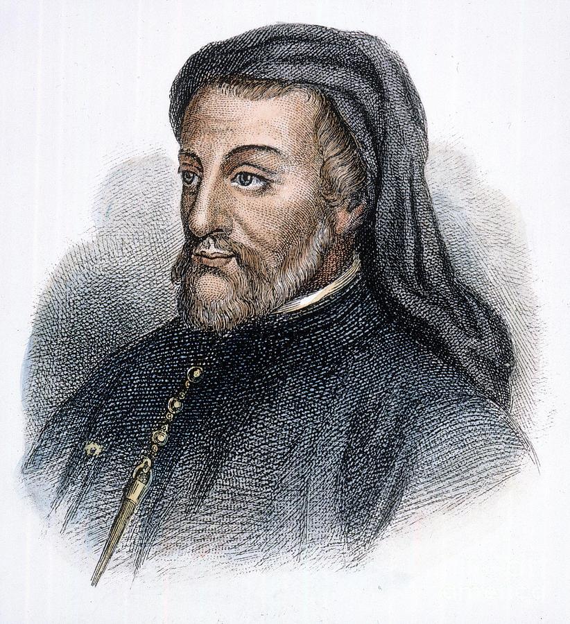 Geoffrey Chaucer photo #3823, Geoffrey Chaucer image