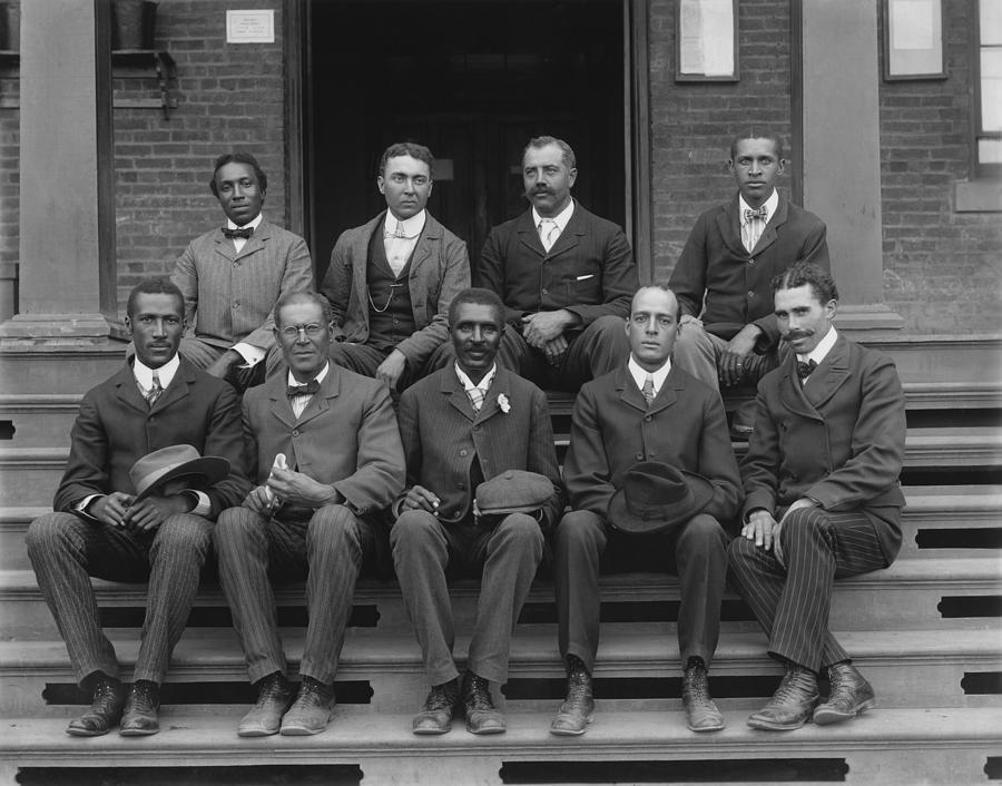 History Photograph - George Washington Carver 1864-1943 by Everett