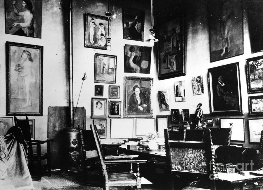gertude stein and the art of The mecca of modern art: stein salons in paris watch picasso and gertrude stein: a friendship of inspiration san francisco museum of modern art sfmoma.