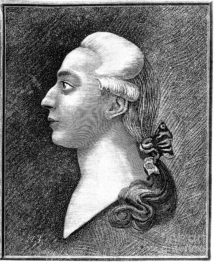 18th Century Photograph - Giacomo Girolamo Casanova by Granger