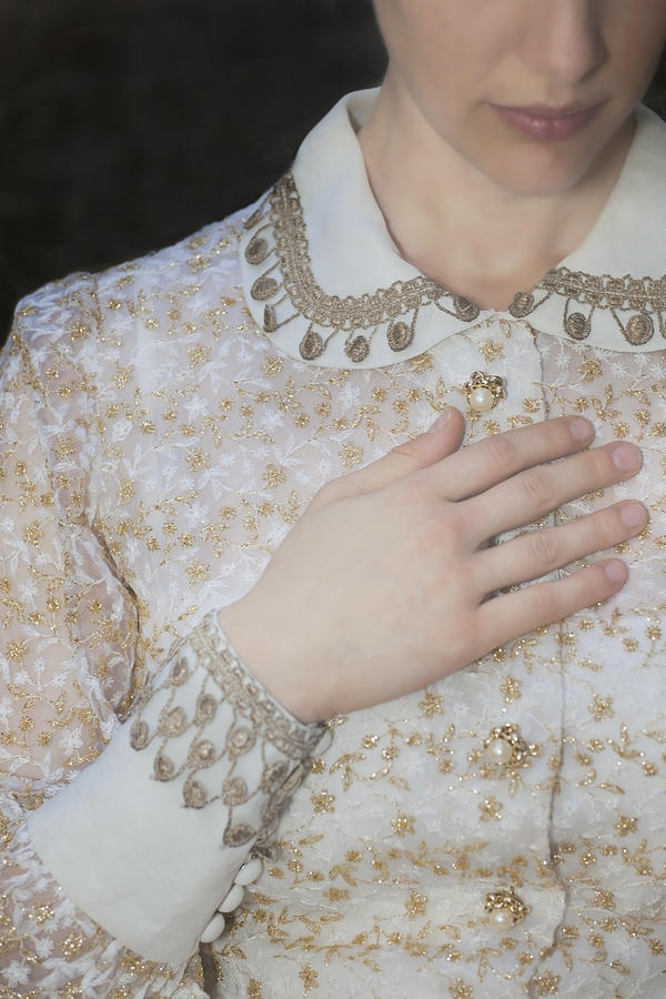 Female Photograph - Hand by Joana Kruse
