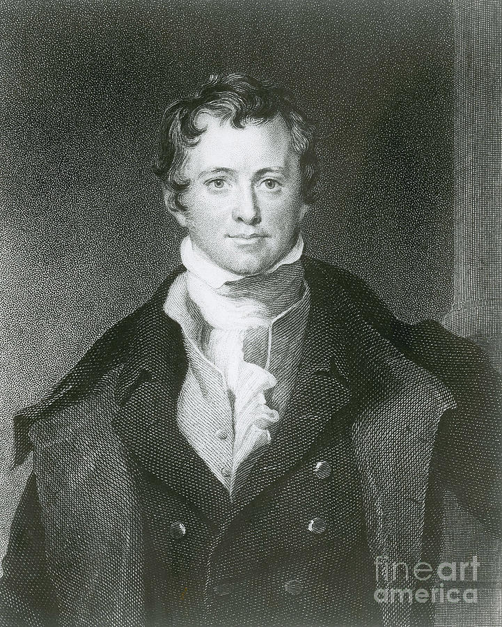 Science Photograph - Humphry Davy, English Chemist by Science Source