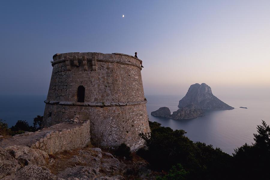 Colour Image Photograph - Ibiza, Spain by Axiom Photographic