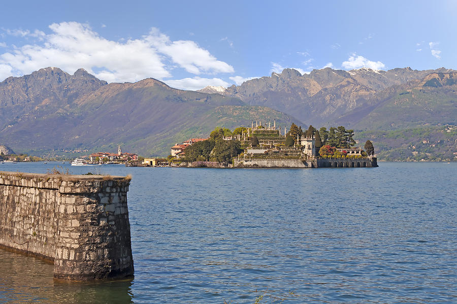Arches Photograph - Isola Bella by Joana Kruse