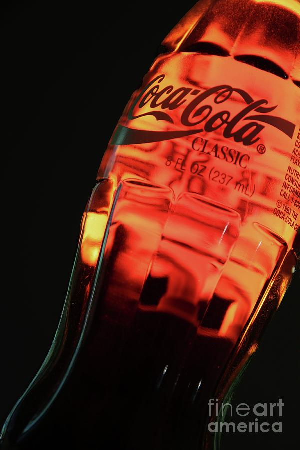 Coke Photograph - Its In The Formula by Scott Allison