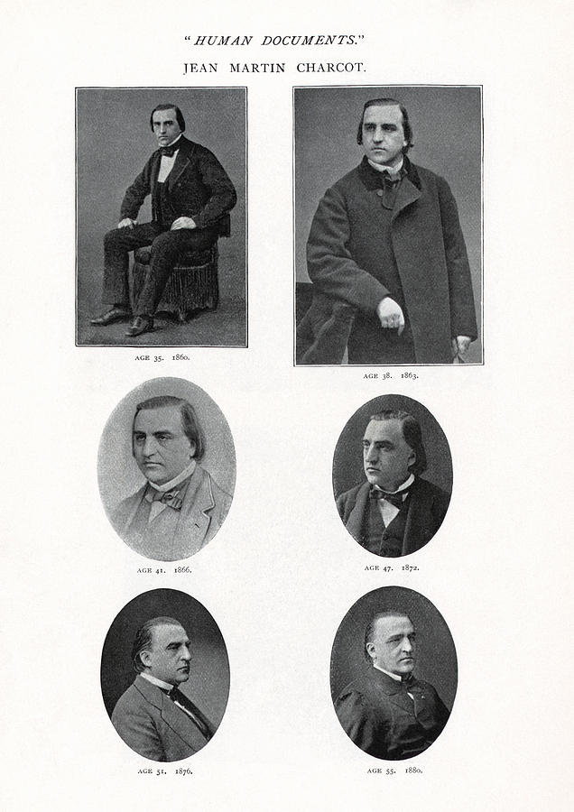 Jean-martin Charcot Photograph - Jean-martin Charcot, French Neurologist by Humanities & Social Sciences Librarynew York Public Library