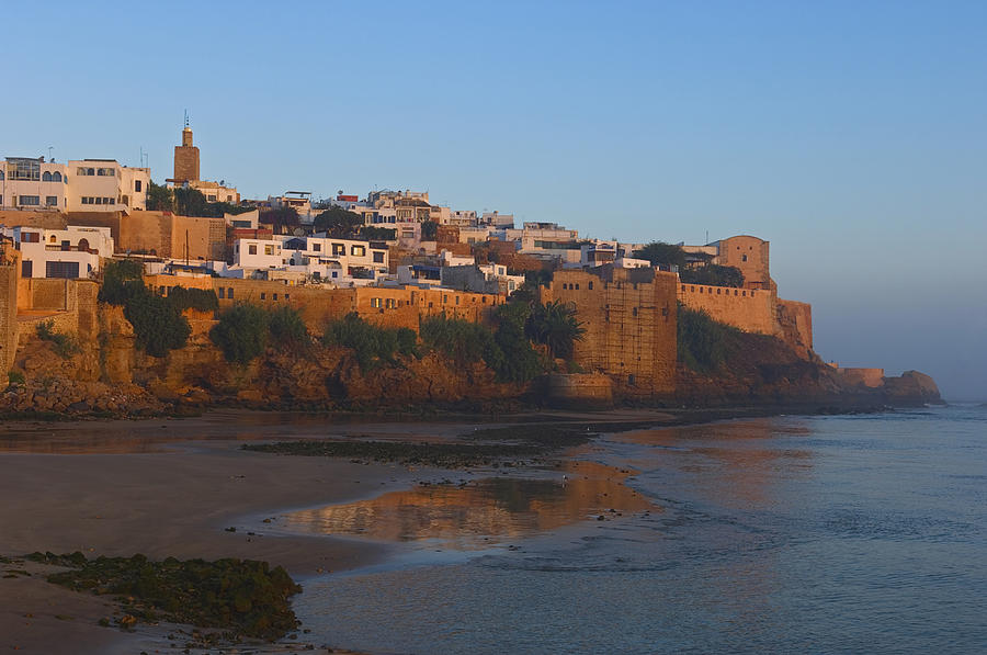Photography Photograph - Kasbah Des Oudaias, Rabat by Axiom Photographic
