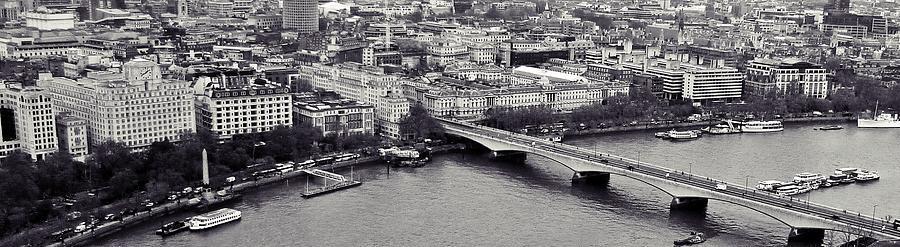 London Photograph - London by Sharon Lisa Clarke